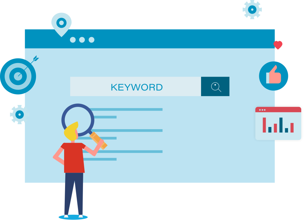 Keyword Research & Optimzation Services